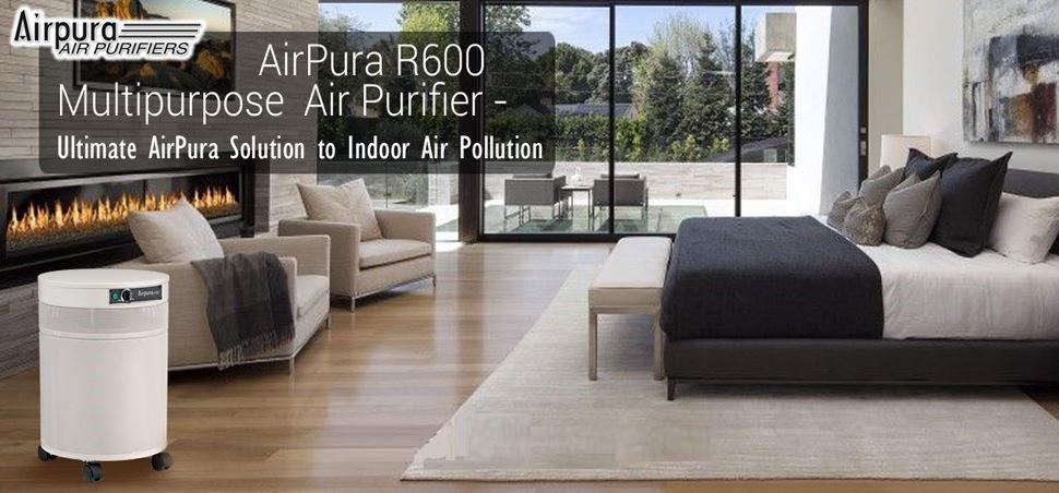 Airpura R600 HEPA Air Purifier