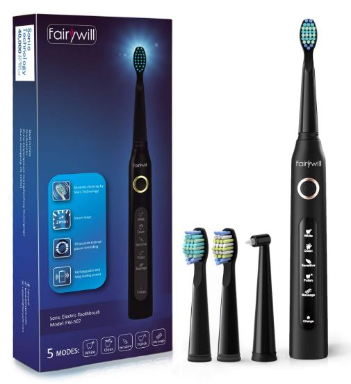 Top 10 Best Electric Toothbrush to Buy in 2021 4